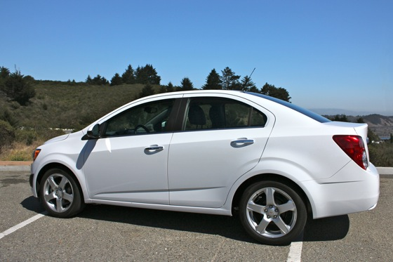 2012 Chevrolet Sonic - New Car Review featured image large thumb10