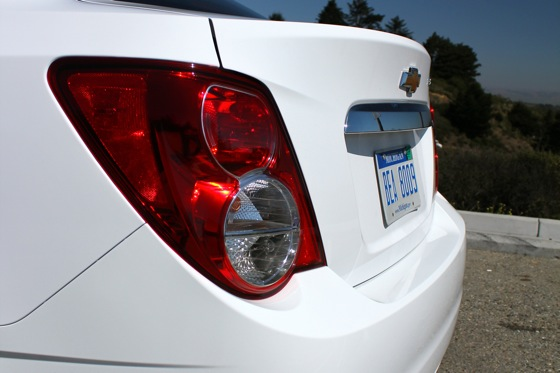 2012 Chevrolet Sonic - New Car Review featured image large thumb11