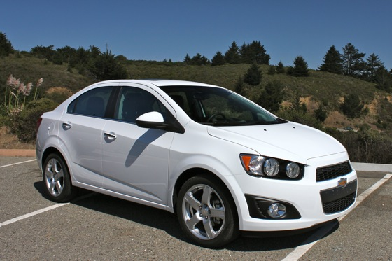 2012 Chevrolet Sonic - New Car Review featured image large thumb13