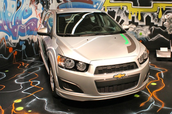 2012 Chevrolet Sonic - New Car Review featured image large thumb14