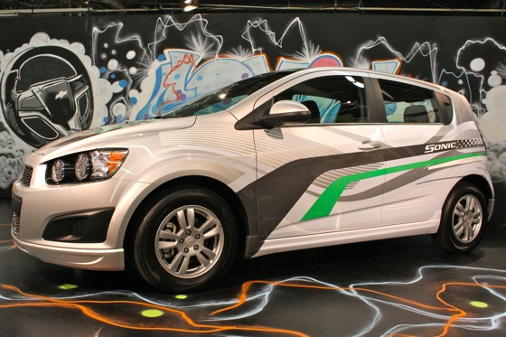 2012 Chevrolet Sonic - New Car Review featured image large thumb15