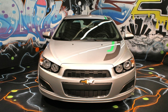 2012 Chevrolet Sonic LT - Real World Test featured image large thumb17