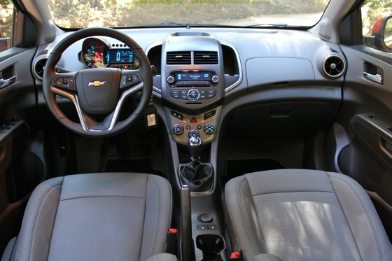 2012 Chevrolet Sonic - New Car Review featured image large thumb22