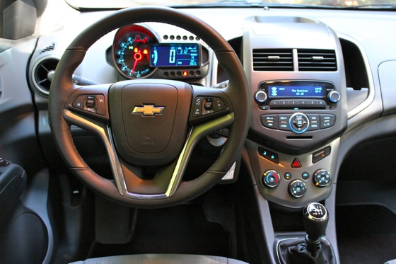 2012 Chevrolet Sonic - New Car Review featured image large thumb26