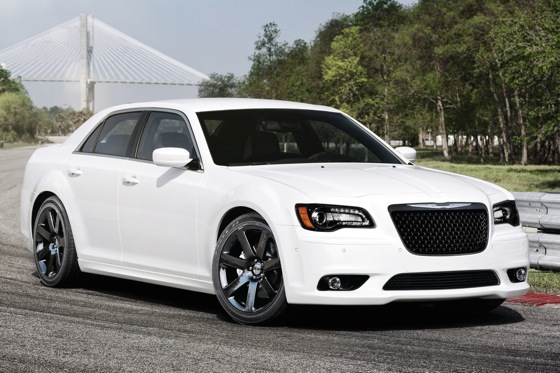 2012 Chrysler 300 SRT8 - First Drive