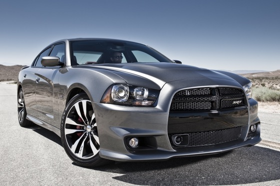 2012 Dodge Charger SRT8 - First Drive