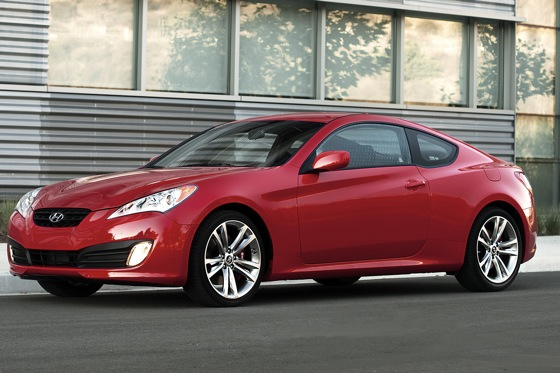 2011 Hyundai Genesis Coupe 2.0T R-Spec - First Drive