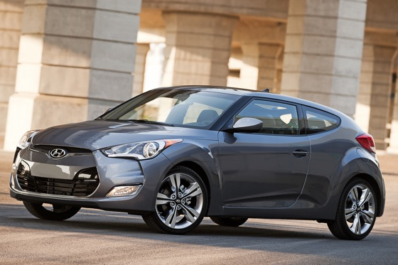 2012 Hyundai Veloster - First Drive featured image large thumb0