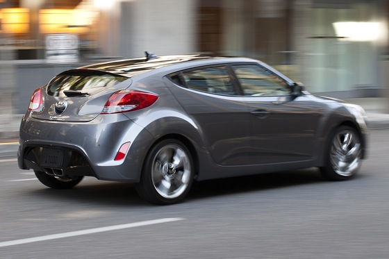 2012 Hyundai Veloster - First Drive featured image large thumb2