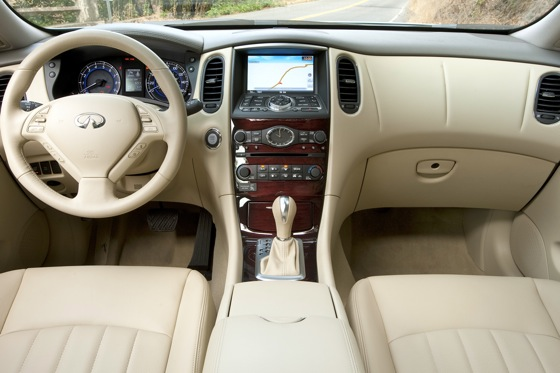 2012 Infiniti EX35: Real-World Test featured image large thumb3