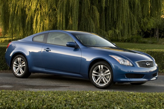 2008-2011 Infiniti G37 Coupe - Used Car Review