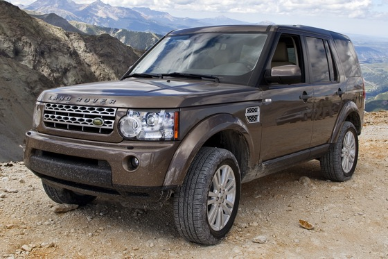 2011 Land Rover LR4 - New Car Review