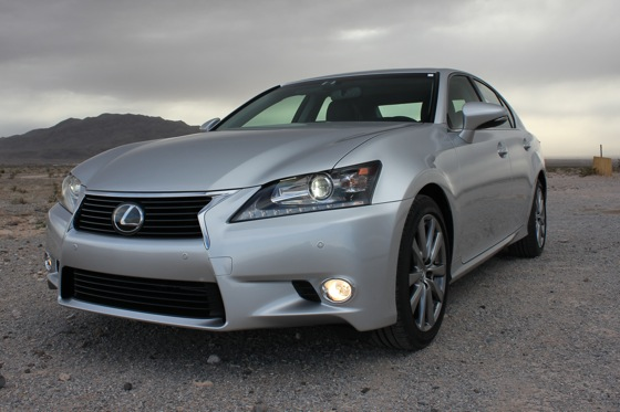 2012 Lexus GS 350 and 450h: First Drive