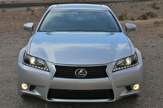 2013 Lexus GS: New Car Review featured image large thumb8