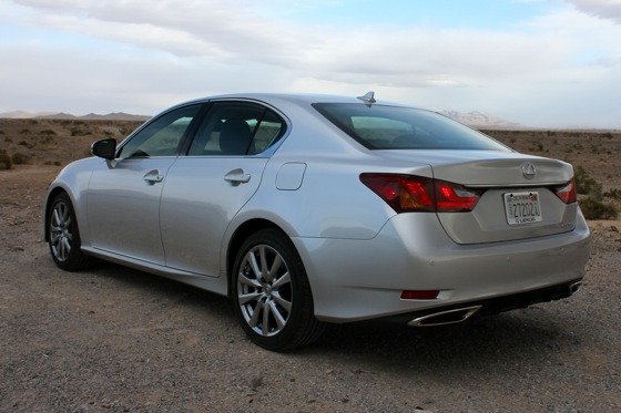 2013 Lexus GS: New Car Review featured image large thumb9