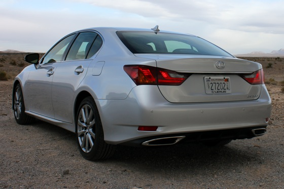 2013 Lexus GS: New Car Review featured image large thumb10