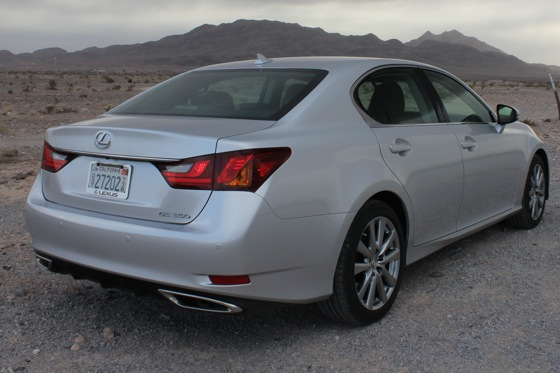 2013 Lexus GS: New Car Review featured image large thumb11