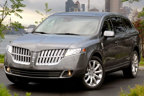 2011 Lincoln MKT - New Car Review