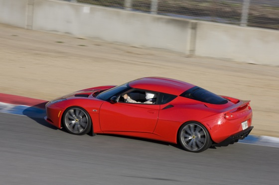 2012 Lotus Evora S - First Drive featured image large thumb21