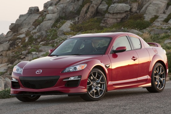 2011 Mazda RX-8: Final Drive featured image large thumb0