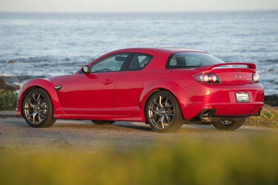 2011 Mazda RX-8: Final Drive featured image large thumb1