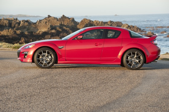 2011 Mazda RX-8: Final Drive featured image large thumb2
