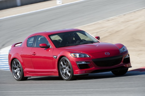2011 Mazda RX-8: Final Drive featured image large thumb5