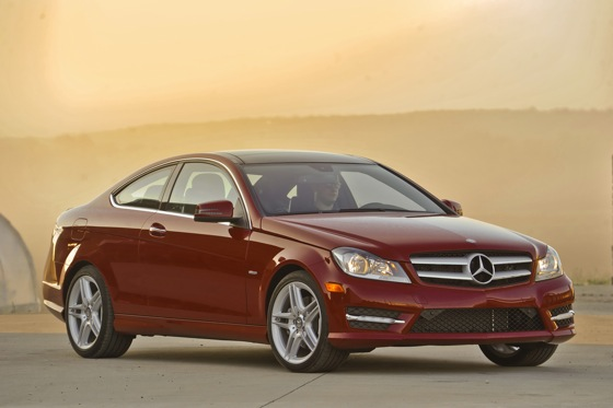 2012 Mercedes-Benz C-Class - First Drive