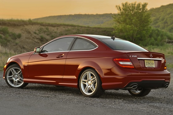 2012 Mercedes-Benz C-Class - First Drive featured image large thumb2