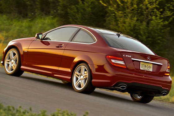 2012 Mercedes-Benz C-Class - First Drive featured image large thumb3