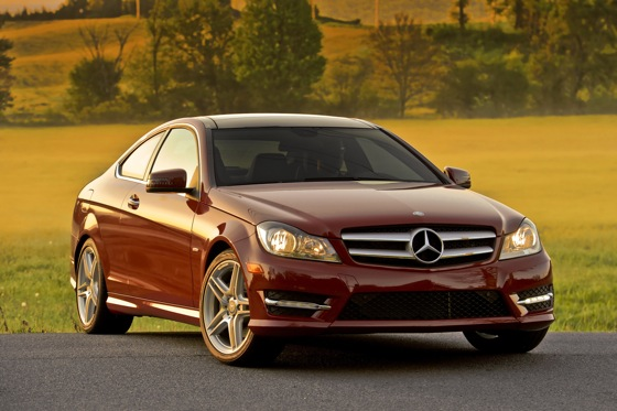 2012 Mercedes-Benz C-Class - First Drive featured image large thumb4