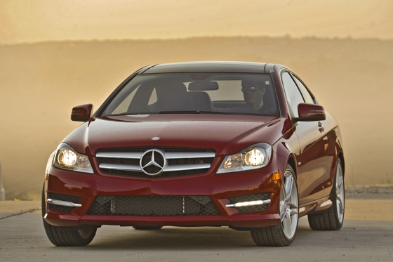 2012 Mercedes-Benz C-Class - First Drive featured image large thumb6