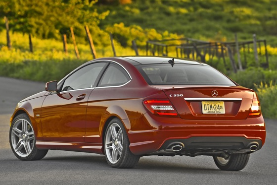 2012 Mercedes-Benz C-Class - First Drive featured image large thumb8