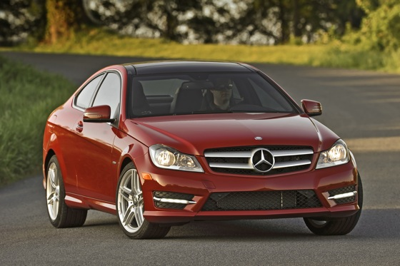 2012 Mercedes-Benz C-Class - First Drive featured image large thumb9