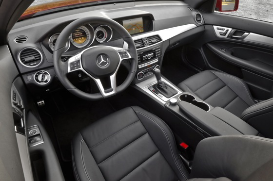 2012 Mercedes-Benz C-Class - First Drive featured image large thumb13