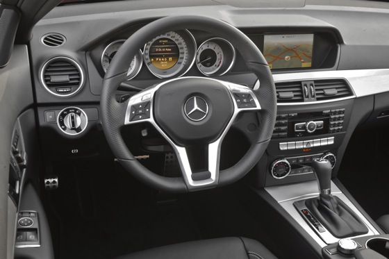 2012 Mercedes-Benz C-Class - First Drive featured image large thumb15