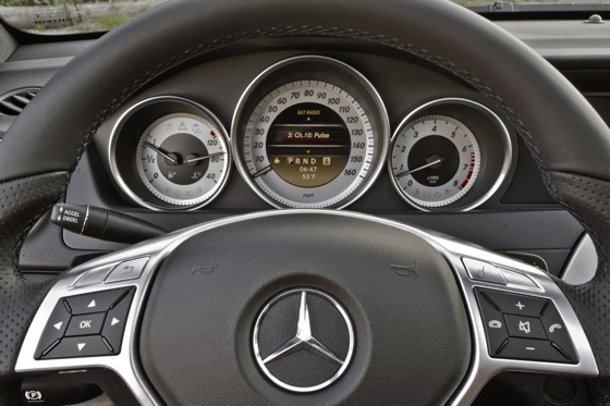 2012 Mercedes-Benz C-Class - First Drive featured image large thumb17