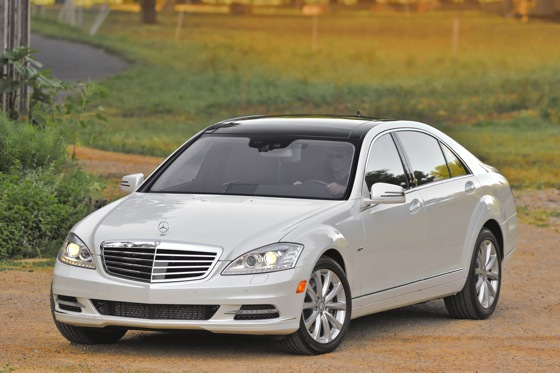2012 Mercedes-Benz S-Class: First Drive