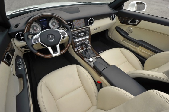 2012 Mercedes-Benz SLK350: First Look featured image large thumb4