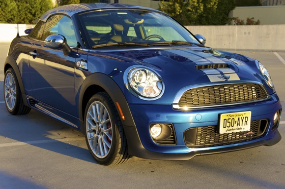 2012 Mini Coupe JCW: A Family Car featured image large thumb0