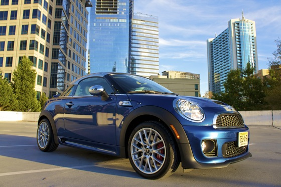 2012 Mini Coupe JCW: A Family Car featured image large thumb1