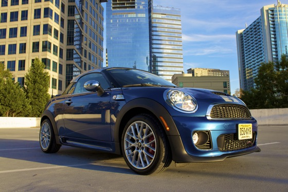 2012 Mini Coupe JCW: A Family Car featured image large thumb2