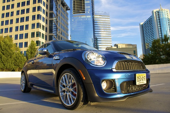 2012 Mini Coupe JCW: A Family Car featured image large thumb3