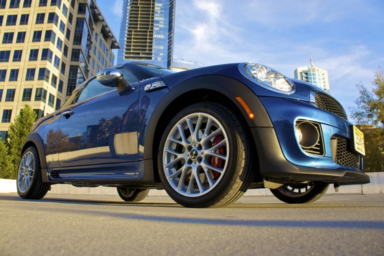 2012 Mini Coupe JCW: A Family Car featured image large thumb4