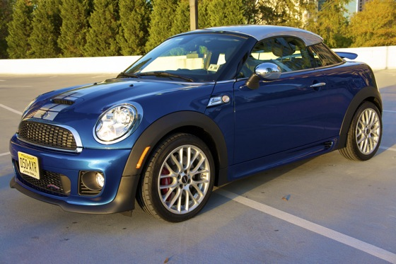 2012 Mini Coupe JCW: A Family Car featured image large thumb6