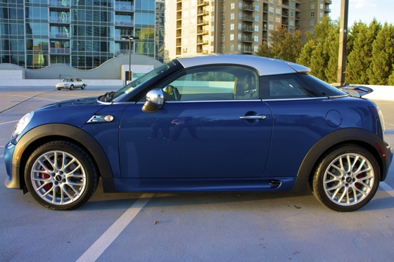 2012 Mini Coupe JCW: A Family Car featured image large thumb7