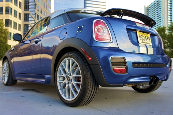 2012 Mini Coupe JCW: A Family Car featured image large thumb14