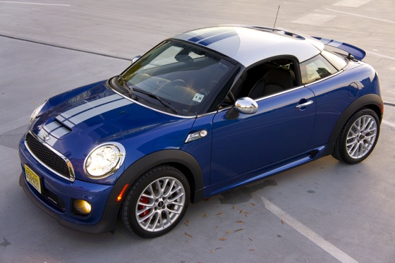 2012 Mini Coupe JCW: A Family Car featured image large thumb18