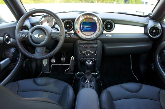 2012 Mini Coupe JCW: A Family Car featured image large thumb35