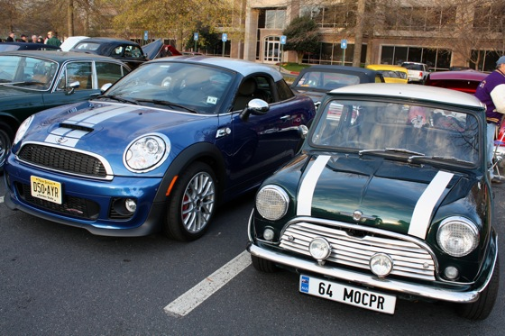 2012 Mini JCW Coupe: Family Reunion featured image large thumb5